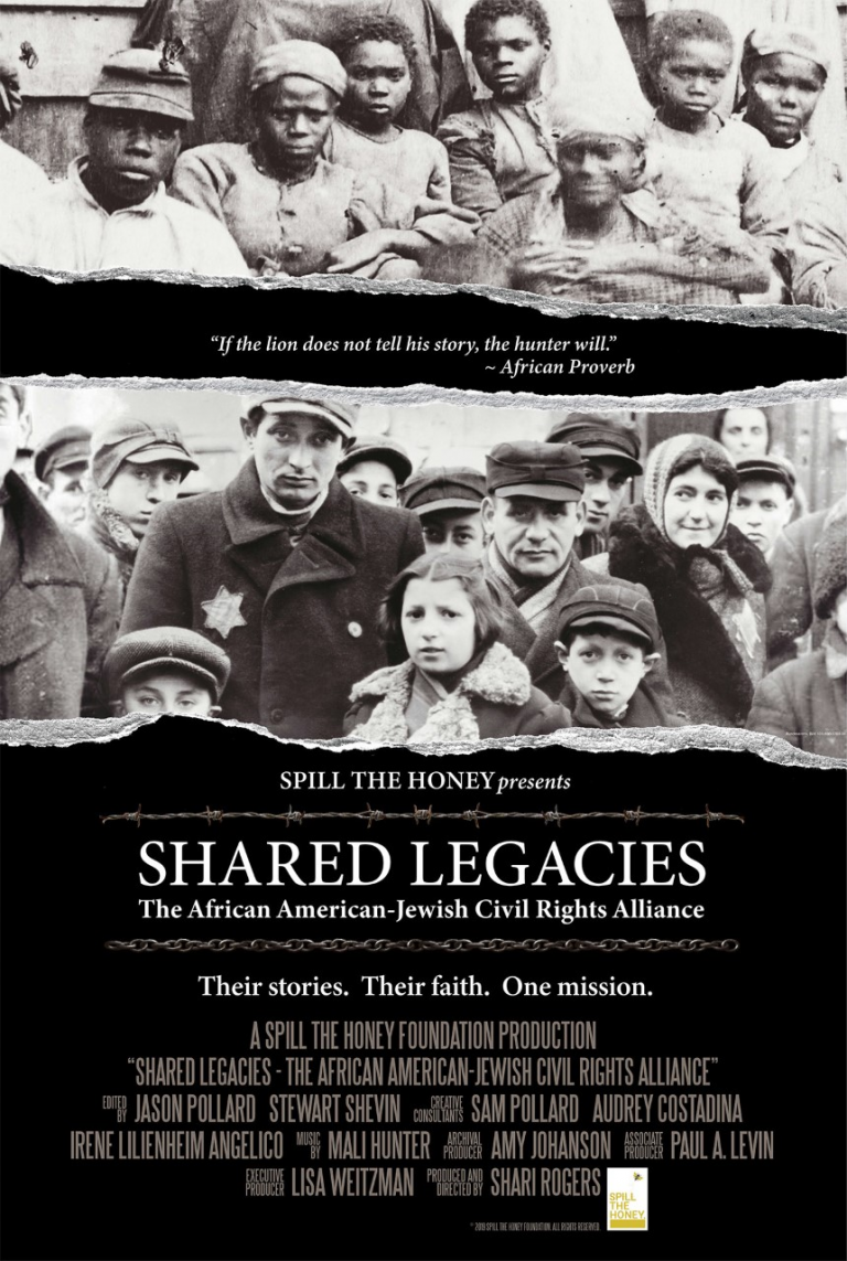 Virtual Screening of Shared Legacies: The African American- Jewish Civil Rights Alliance followed by panel discussion with members of the Congressional Black-Jewish Caucus