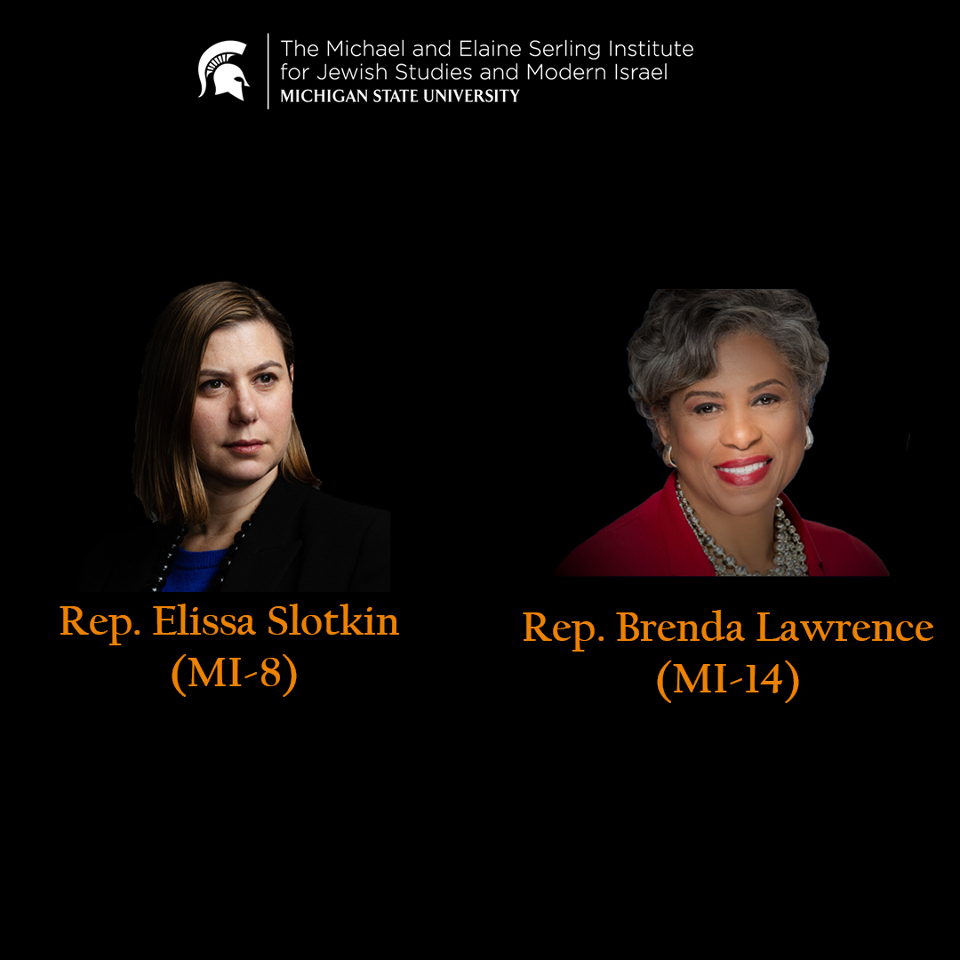 Please join Congresswomen Elissa Slotkin and Brenda Lawrence as they provide their remarks on the work of the Black-Jewish Congressional Caucus; their thoughts on future collaboration, and reflections on the film.