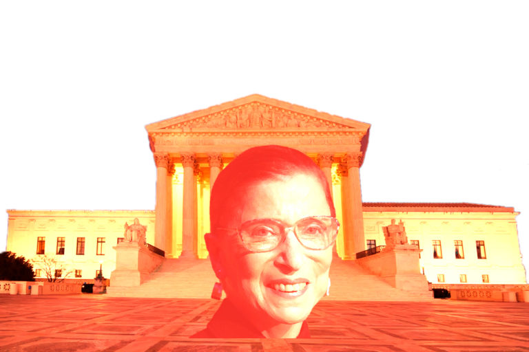 The Life and Legacy of Ruth Bader Ginsburg in the Historical Context of Jewish Justices of the Supreme Court